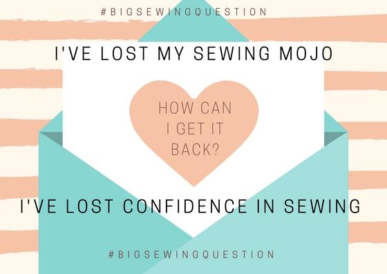 I've lost my sewjo, how do I get it back?