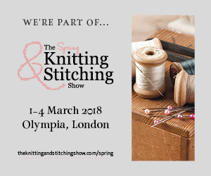 Win a pair of tickets the Knitting & Stitching Show