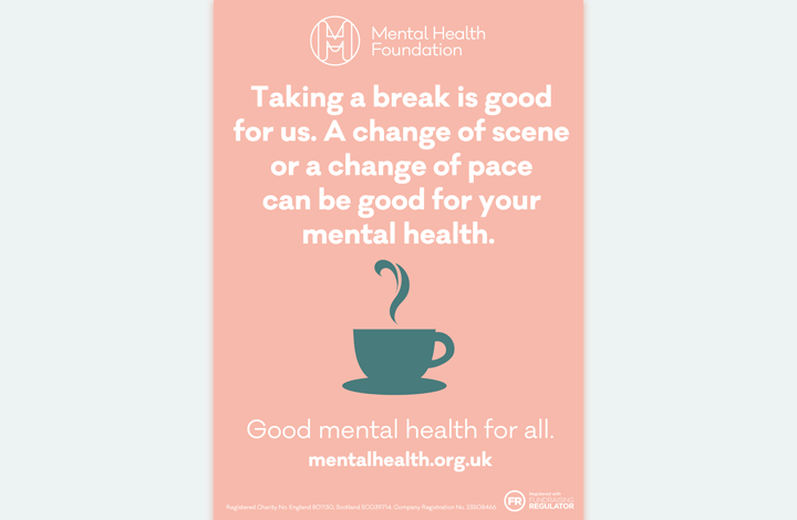 Mental Health Awareness Week: Take a Break
