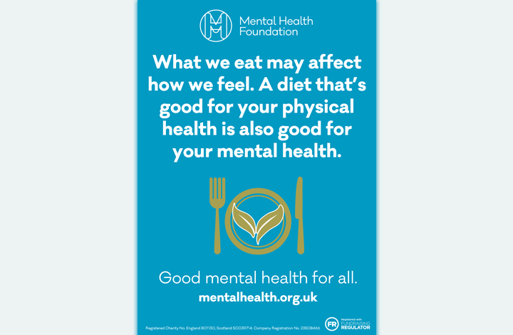 Mental Health Awareness Week: The food we eat
