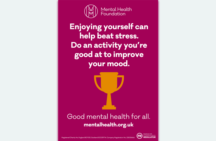 Mental Health Awareness Week: Do something you love!