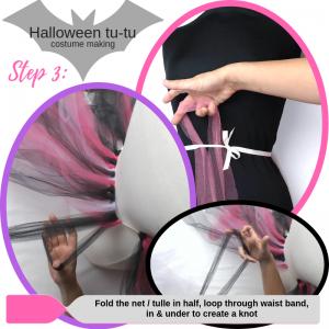 Step 2_Halloween tu-tu